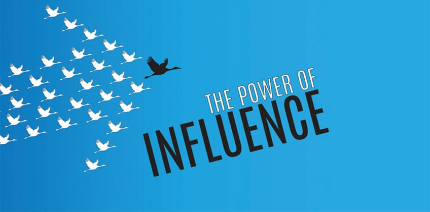 The power of influence for small business results