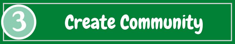 Create Community