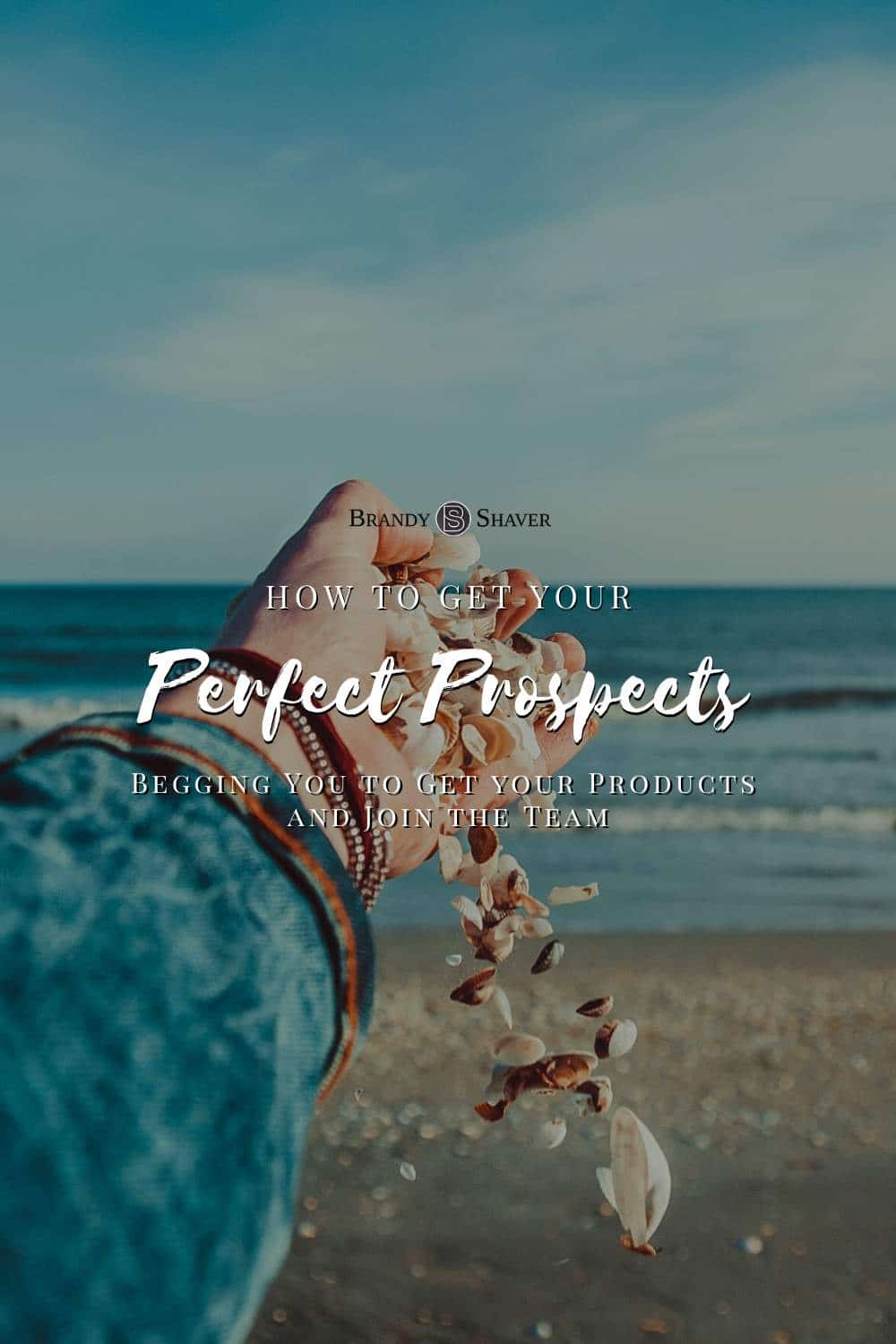 Perfect Prospects - How to get them!